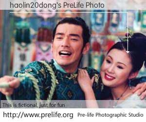 haolin20dong's PreLife Photo