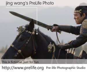 jing wang's PreLife Photo