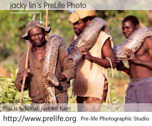 jacky lin's PreLife Photo