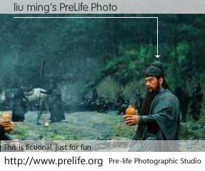liu ming's PreLife Photo