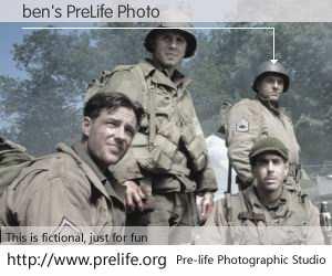 ben's PreLife Photo