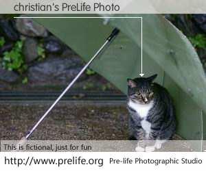 christian's PreLife Photo