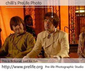 chilli's PreLife Photo