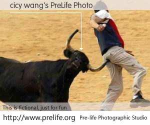 cicy wang's PreLife Photo
