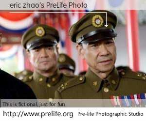 eric zhao's PreLife Photo