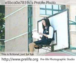 e5bca0e7859c's PreLife Photo