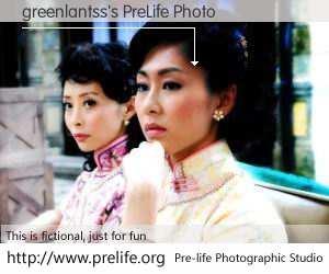 greenlantss's PreLife Photo