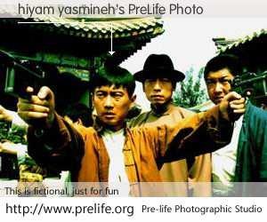 hiyam yasmineh's PreLife Photo