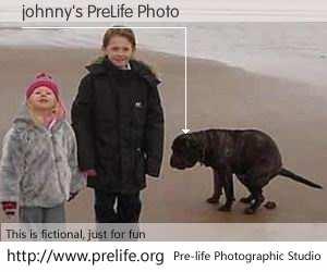 johnny's PreLife Photo