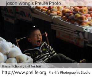 jason wong's PreLife Photo