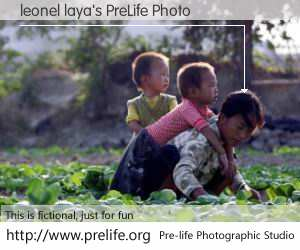leonel laya's PreLife Photo