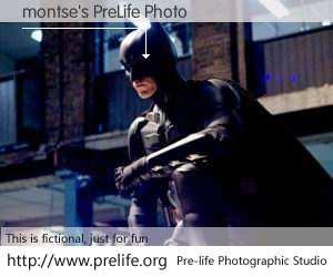 montse's PreLife Photo