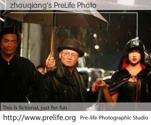 zhouqiang's PreLife Photo