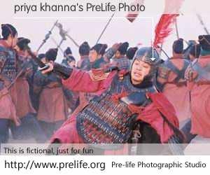 priya khanna's PreLife Photo