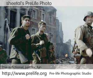 sheetal's PreLife Photo
