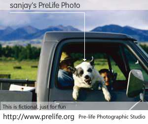 sanjay's PreLife Photo