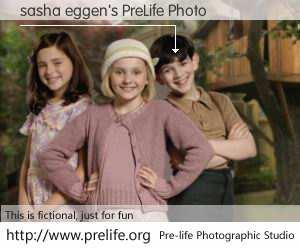sasha eggen's PreLife Photo
