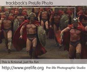 trackback's PreLife Photo