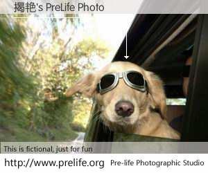 揭艳's PreLife Photo