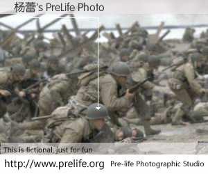 杨蕾's PreLife Photo