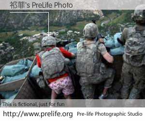 祁菲's PreLife Photo