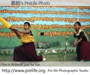 黃嘉朗's PreLife Photo