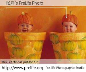 张洋's PreLife Photo