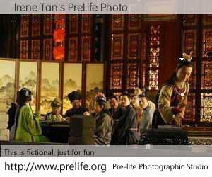 Irene Tan's PreLife Photo