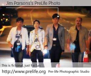Jim Parsons's PreLife Photo