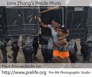 Jane Zhang's PreLife Photo