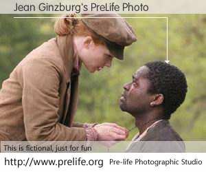 Jean Ginzburg's PreLife Photo