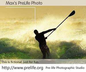 Max's PreLife Photo