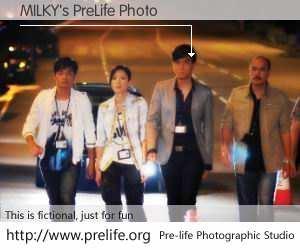 MILKY's PreLife Photo