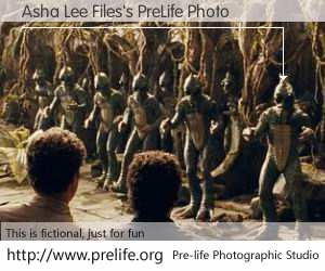 Asha Lee Files's PreLife Photo