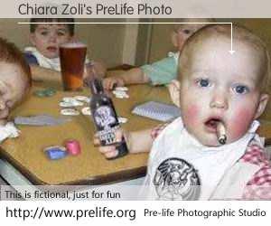 Chiara Zoli's PreLife Photo