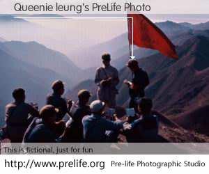 Queenie leung's PreLife Photo
