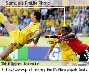 Samuel's PreLife Photo