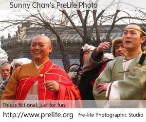Sunny Chan's PreLife Photo