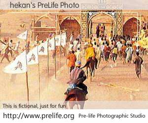 hekan's PreLife Photo