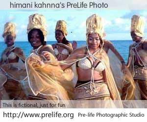 himani kahnna's PreLife Photo