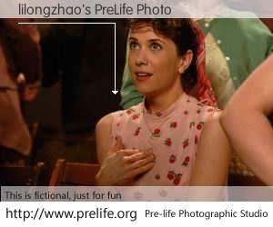 lilongzhao's PreLife Photo