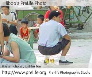 libao's PreLife Photo