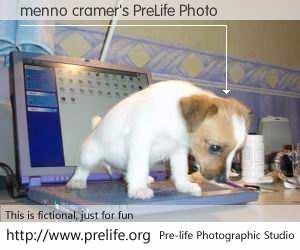 menno cramer's PreLife Photo