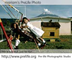 mariam's PreLife Photo