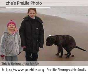 zhe's PreLife Photo