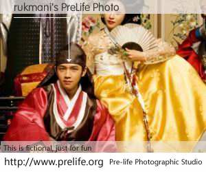 rukmani's PreLife Photo