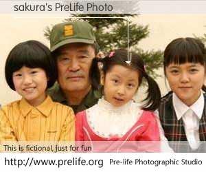 sakura's PreLife Photo