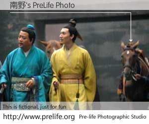 南野's PreLife Photo