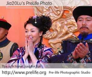 Jia20Lu's PreLife Photo