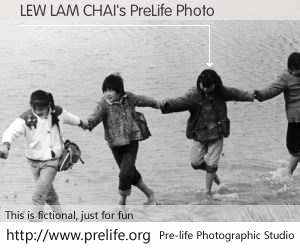 LEW LAM CHAI's PreLife Photo